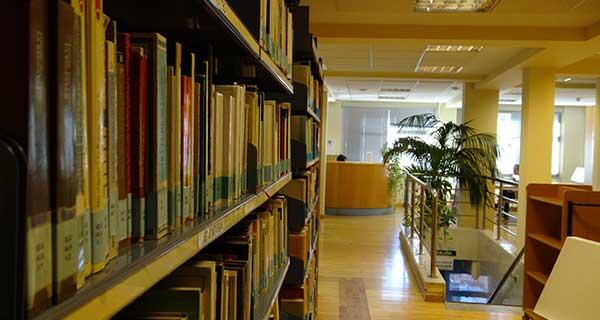 Biblioteca Sede Gregorio Marañón