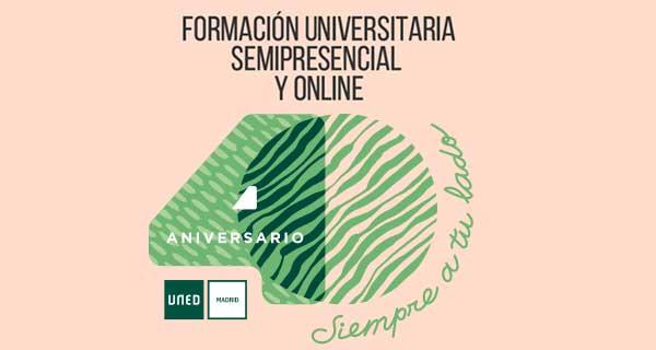 UNED MADRID te invita a celebrar con nosotros el día del libro y a descargarte nuestro marcapáginas