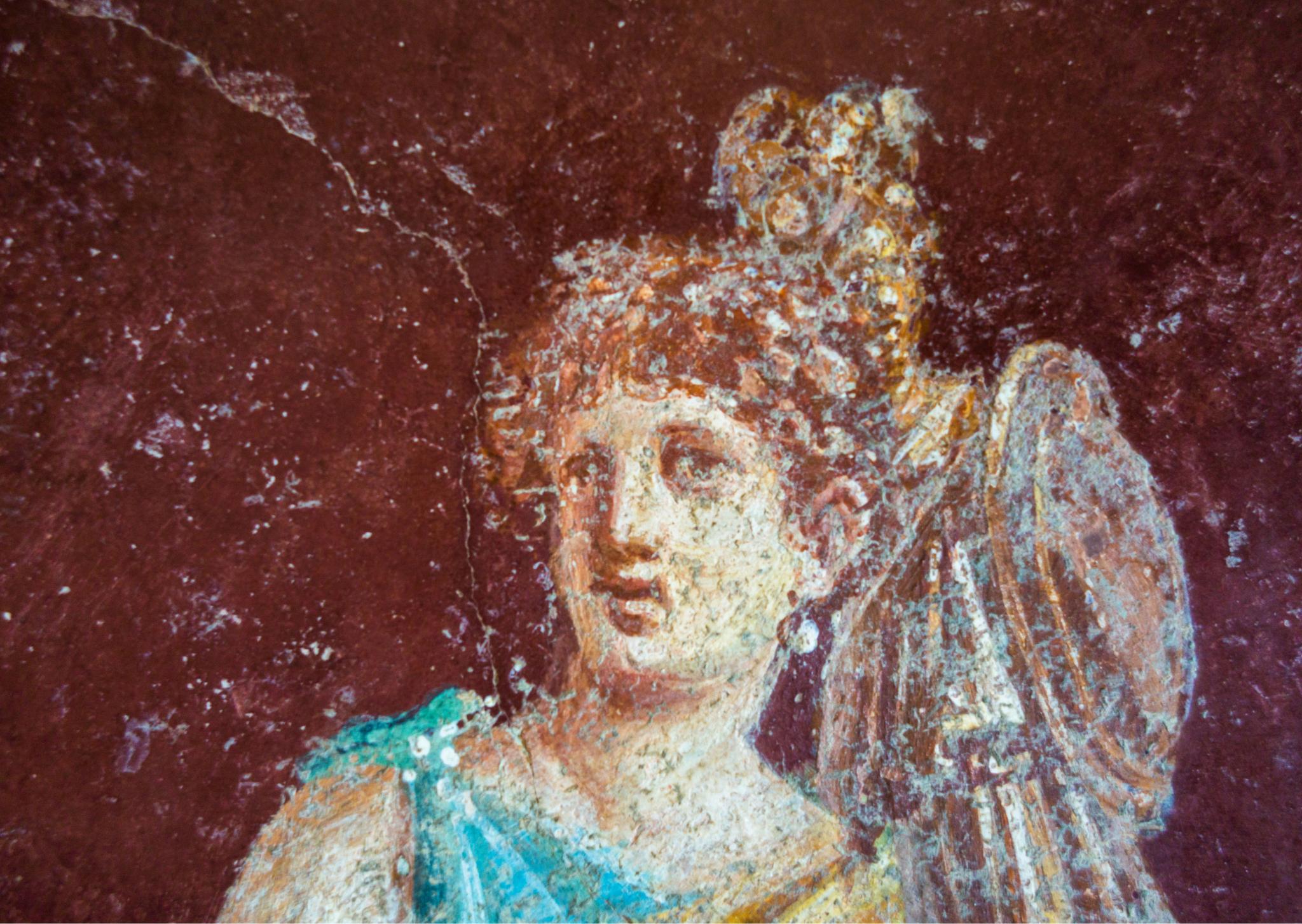 Las mujeres que construyeron Roma