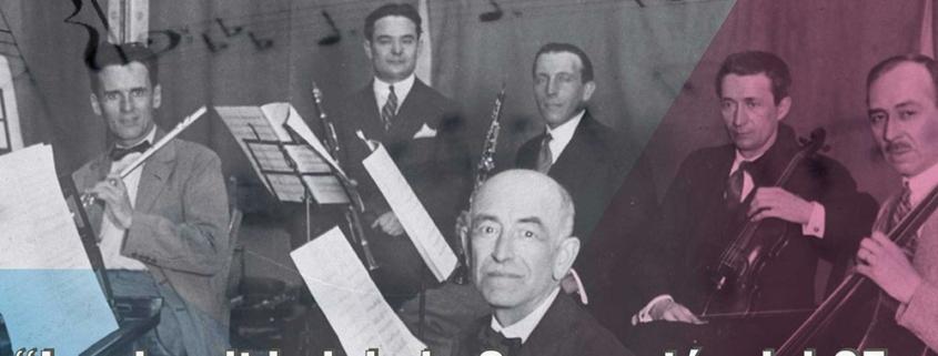 Grupo de musicos, Generación del 27 (0).